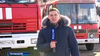 Глава МЧС России Владимир Пучков оценил готовность ярославских спасателей к паводку