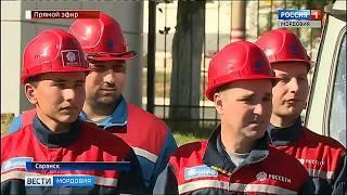 В Саранске стартовали межрегиональные учения энергетиков