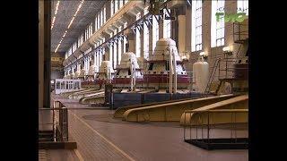 Жигулевская ГЭС в этомгоду отметила 60 лет смомента ввода вэксплуатацию