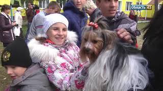 В Зауралье воспитанников дома-интерната лечат общением с собаками