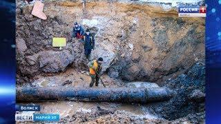 В Волжске без холодной воды остались более 28 тысяч жителей - Вести Марий Эл