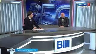 Интервью с председателем избирательной комиссии Игорем Коровиным