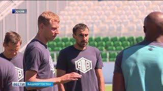 Сергей Томаров оставил пост главного тренера Футбольного клуба «Уфа»