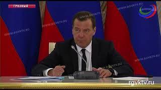Владимир Васильев принял участие в заседании Правительственной комиссии