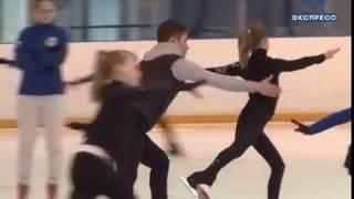 Юлия Липницкая провела мастер-класс для пензенских детей