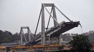 Татьяна Капчевская: «Сейчас существует угроза обрушения оставшейся части моста»