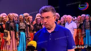 Директор  ансамбля «Лезгинка»  поддержал выдвижение Владимира Васильева на должность Главы РД