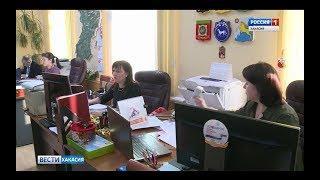 В Хакасии появились первые «мобильные» избиратели. 07.02.2018
