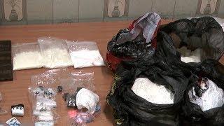 Около 12 килограммов синтетических наркотиков изъяли в Краснодаре