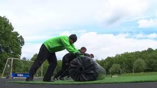 В Уфе появится бесплатная футбольная площадка с искусственным покрытием