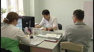 В больнице Лангепаса создали особые условия для приглашённых специалистов