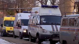 На улице Киевской продолжаются работы по разбору завалов на месте рухнувшего дома