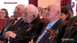 С праздником ветеранов Великой Отечественной поздравили сотрудники республиканской прокуратуры