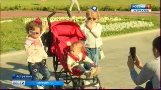 В Астрахани прошла «Неделя добрых дел» для детей из социальных учреждений