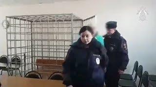 В Волгограде заключена под стражу женщина, подозреваемая в убийстве своего ребенка