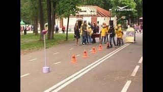 В Самаре сотрудники Госавтоинспекции позаботились о безопасности детей на дорогах