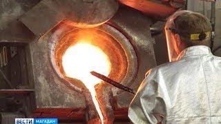 На Колыме добыли золота с опережением на 4 тонны