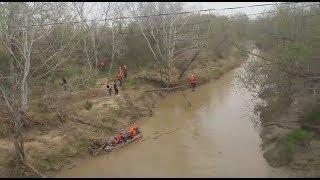Краевые спасатели отрабатывают экстренные сценарии