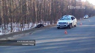 В выходные в Мордовии произошли несколько резонансных ДТП