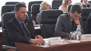 Законопроект об областном бюджете-2019 приняли депутаты парламента ЕАО в первом чтении