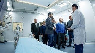 Сирийцы лично оценили возможности югорской телемедицины