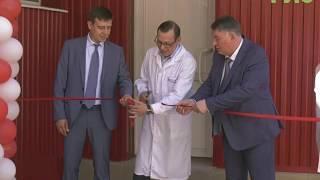 ВбольницеСередавина открыли уникальное для российской медицины стерилизационное отделение