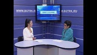 Вести Интервью (на бурятском языке). Баярма Цыденова. Эфир 27.06.2018