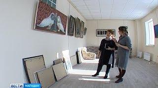 Картина магаданской художницы оказалась в парижском салоне
