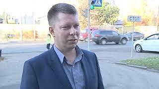 Власти Ярославля объяснили размещение остановки за забором