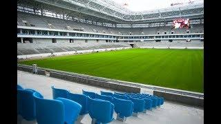 Комиссия FIFA провела инспекцию стадиона в Калининграде