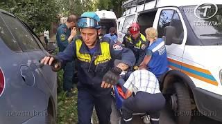 В ДТП на улице Льва Толстого пострадал один человек