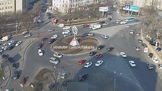 Astakada Владивосток ДТП 27 апреля 2018 Кольцо Инструментальный завод