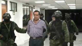 В Мексике в тюрьме от инфаркта умер наркобарон