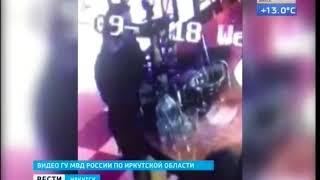 Заплатил за сон в ресторане телефоном мужчина в Иркутске