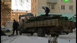 В Челябинске будет работать 128 ёлочных базаров