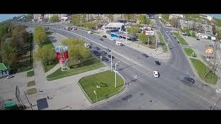 ДТП на Комарова в Челябинске 20 мая 2018 года
