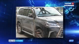 Судебные приставы изъяли авто у должника