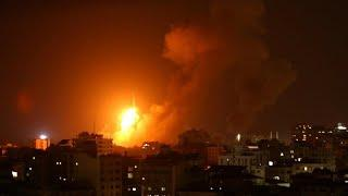 Израиль-ХАМАС: обмен ударами