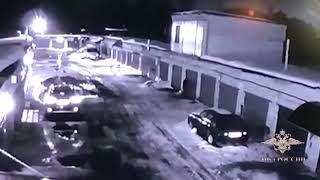 Сотрудники МВД России в Москве задержали подозреваемого в краже автомобиля