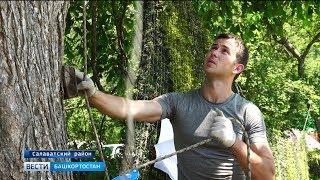В Башкирии прошел всероссийский фестиваль по туризму «Юрюзань-2018»