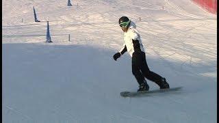 Сильная простуда не помешала югорскому сноубордисту завоевать медали на Чемпионате России