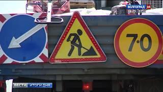На перекрестке улиц Покрышкина и Гамзатова введут круговое движение