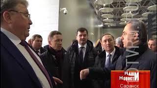 Виталий Мутко оценил аэропорт Саранска