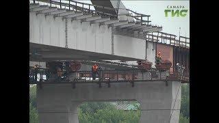 Берег близко. Надвижка Фрунзенского моста перешла в решающую стадию