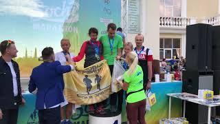 Биробиджан в призерах Сочинского марафона (РИА Биробиджан)