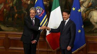 Италия ждет первых шагов нового правительства