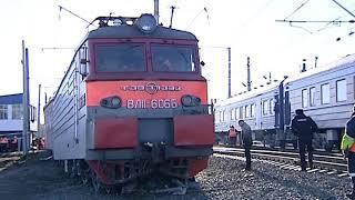 Работы по ликвидации последствий схода поезда на станции Козьмодемьянск завершены