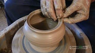 Я могу работать с глиной!