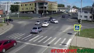 29.07.2018 - ДТП на перекрестке Зернова - Арзамасская