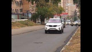 В Самаре завершился ремонт улицы Гая